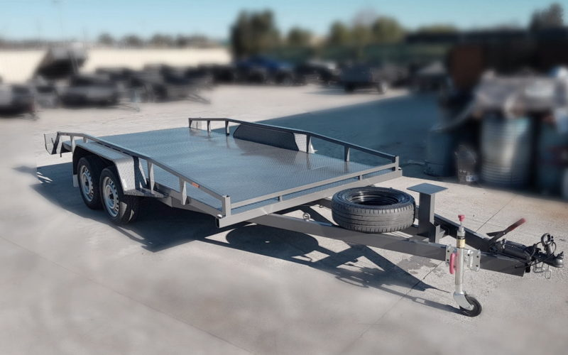 Advantages Of Using Galvanised Trailer